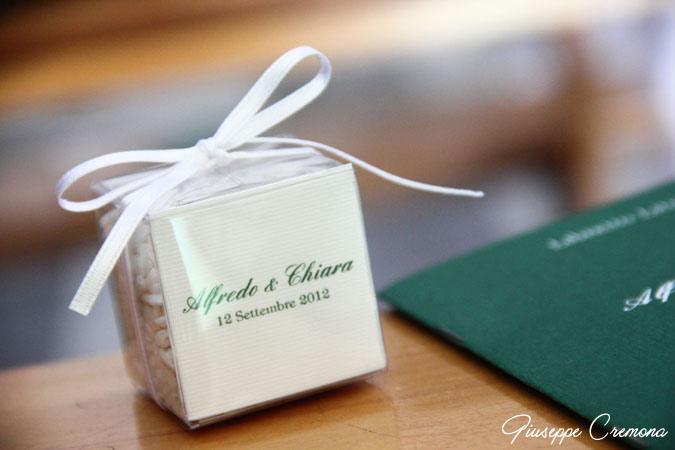 nozze in verde - portariso