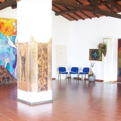 sala per matrimonio invernale Arezzo