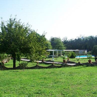Parco matrimoni all'aperto Arezzo