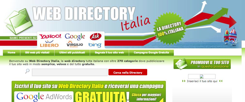web directory matrimonio Italia
