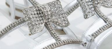 sandalo gioiello basso sposa Giorgio Iachini