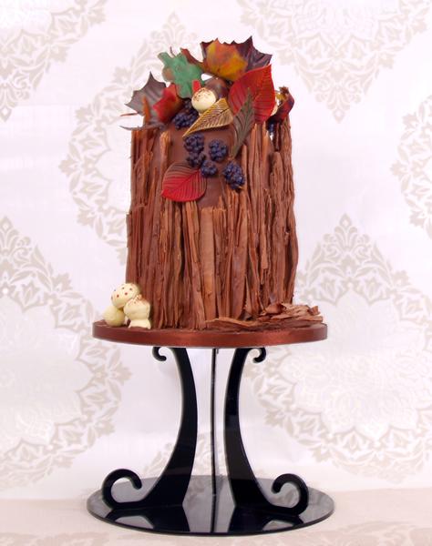 torta nuziale particolare 2013 autunno