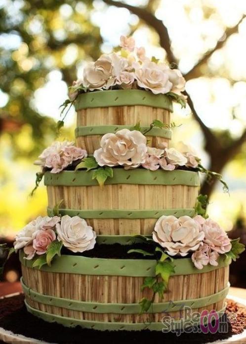 Molto Nozze Ganze, tutto per sposarsi in Toscana Le torte nuziali più  NE27