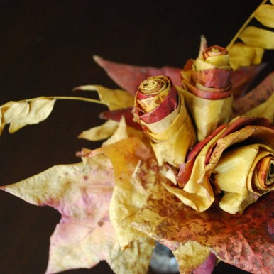 bouquet da sposa autunnale