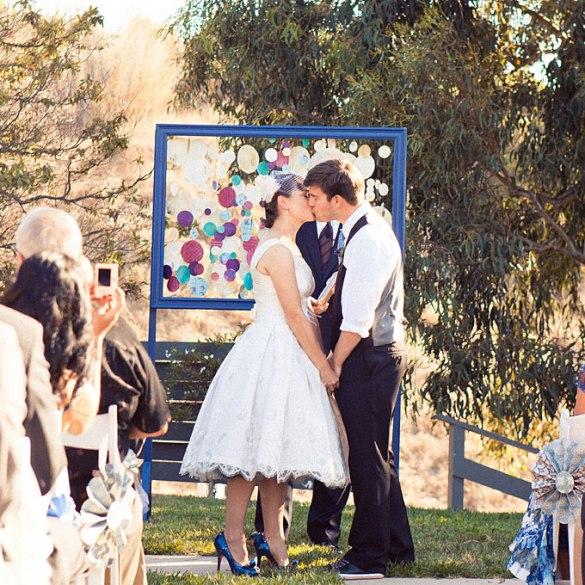 Perchè ogni cerimonia simbolica è personale... Foto di Mark Brooke Photography
