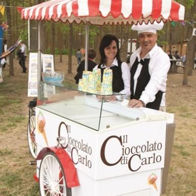 matrimonio in toscana gelati