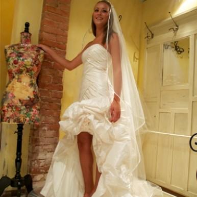 abito da sposa alternativo siena