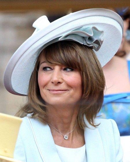Carole Middleton matrimonio Kate
