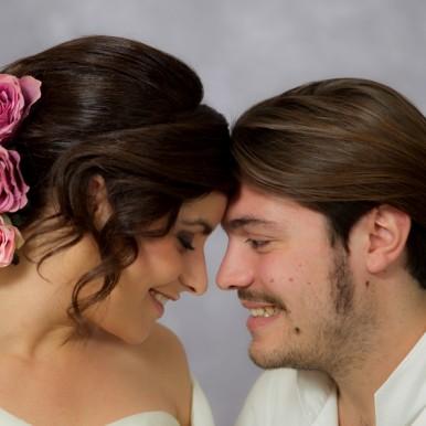 l'acconciatura per sposarsi ad Arezzo