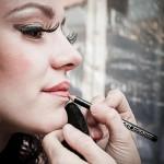 make up sposa eccentrico