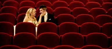 matrimonio in teatro