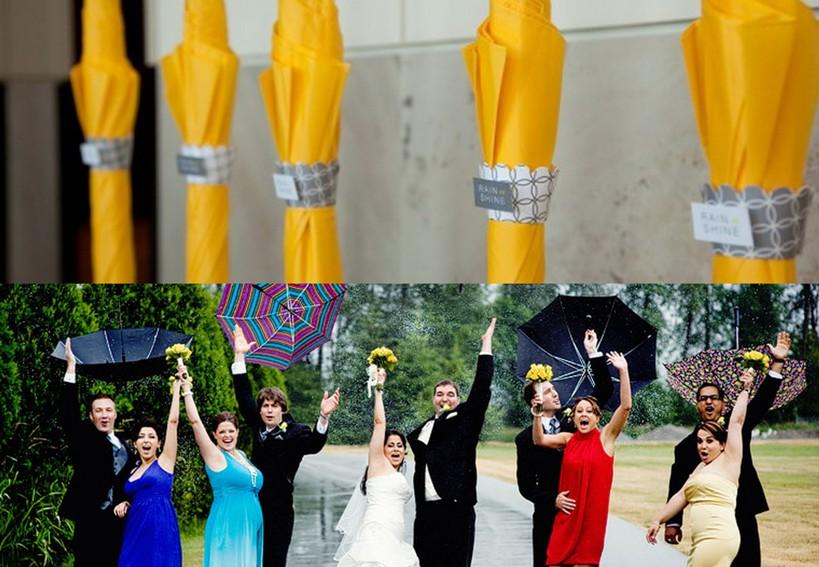 Nozze ganze tutto per sposarsi in toscana matrimonio for Sotto la pioggia ombrelli