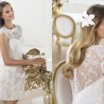 abito da sposa corto renato sposa