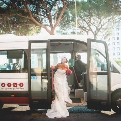 servizio fotografico matrimonio in città