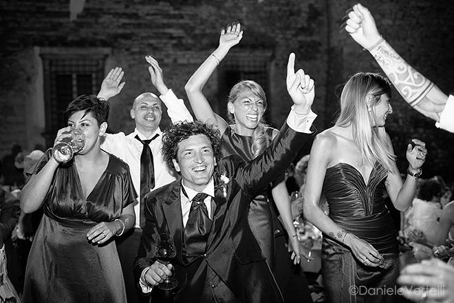 foto matrimonio balli