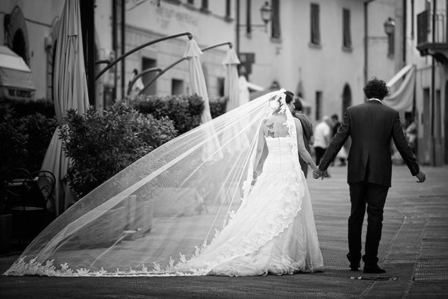 sposi Gaiole in Chianti Toscana