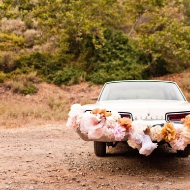 fiocchi macchina matrimonio fai da te