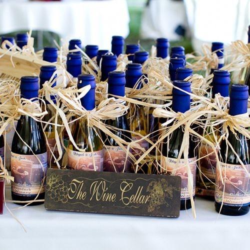 Estremamente Nozze Ganze, tutto per sposarsi in Toscana Matrimonio a tema vino  IL12
