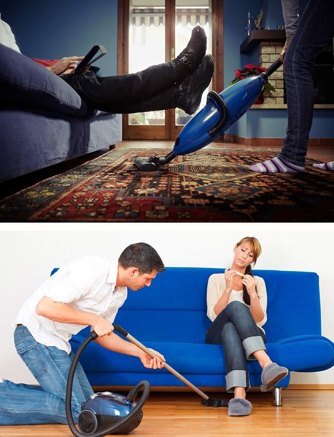 Nozze ganze tutto per sposarsi in toscana la divisione dei lavori domestici nella coppia chi - Organizzare le pulizie di casa quando si lavora ...