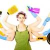 La divisione dei lavori domestici