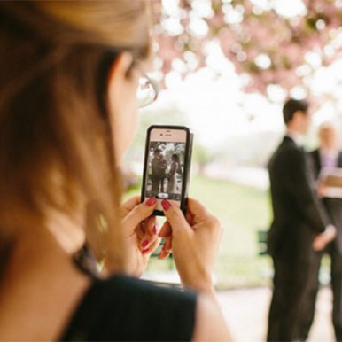 social media wedding consierge
