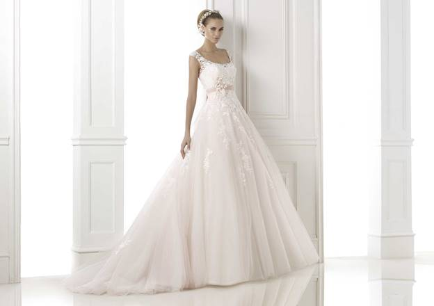 the latest 492c0 0c203 Nozze Ganze, tutto per sposarsi in Toscana Abito da sposa da ...