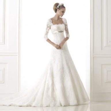 abito sposa pronovias 2015 toscana