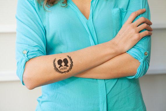 Matrimonio Tema Tatuaggi : Nozze ganze tutto per sposarsi in toscana tatuaggi e