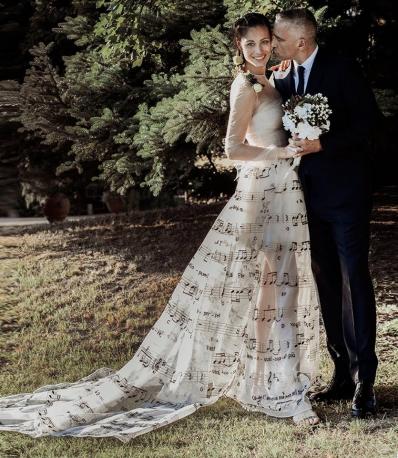 Matrimonio Tema Musica Idee : Nozze ganze tutto per sposarsi in toscana idee per un