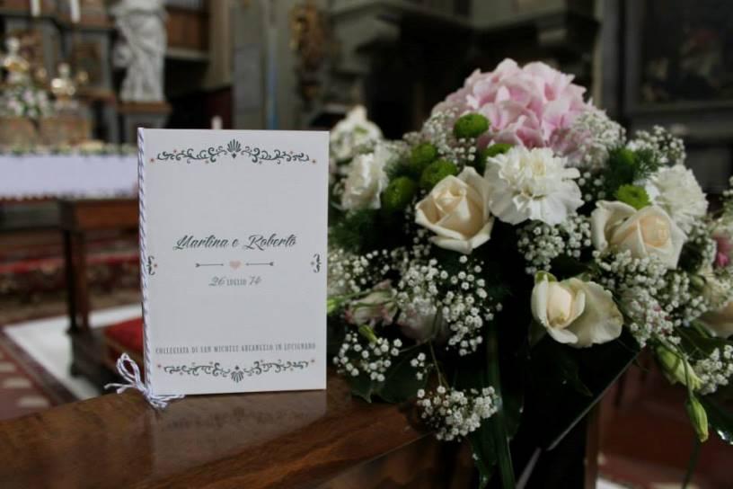 matrimonio vintage libretti messa