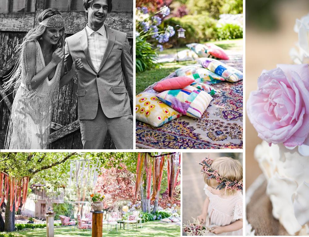 Matrimonio Tema Boho Chic : Nozze ganze tutto per sposarsi in toscana il matrimonio