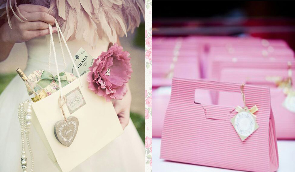 Estremamente Nozze Ganze, tutto per sposarsi in Toscana La wedding bag  DG33