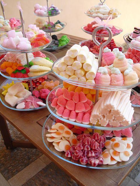 ... sposarsi in Toscana Langolo goloso al tuo matrimonio: il candy buffet