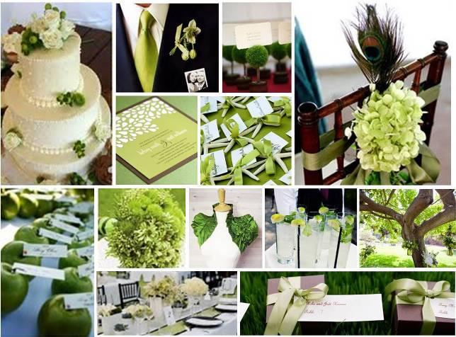 Matrimonio Tema Verde : Tema colore matrimonio prima delle nozze forum