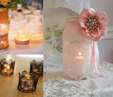 Nozze ganze tutto per sposarsi in toscana idee per un for Decorare candele