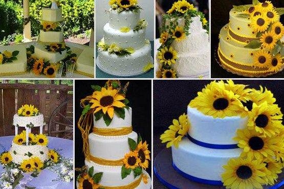 Torta Matrimonio Girasoli : Nozze ganze tutto per sposarsi in toscana un matrimonio
