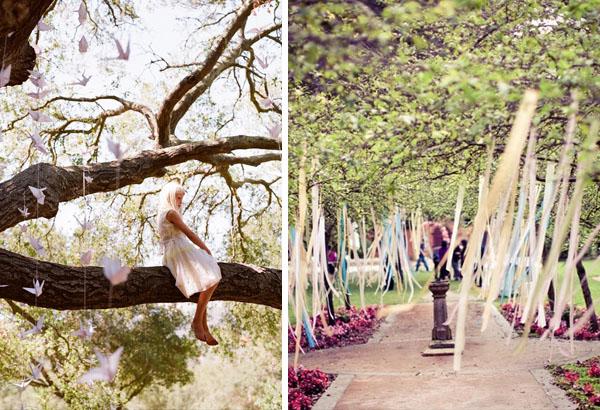 albero matrimonio decorazioni