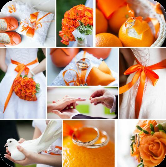 weddzilla.com Orange-inspiration-photos-540x543