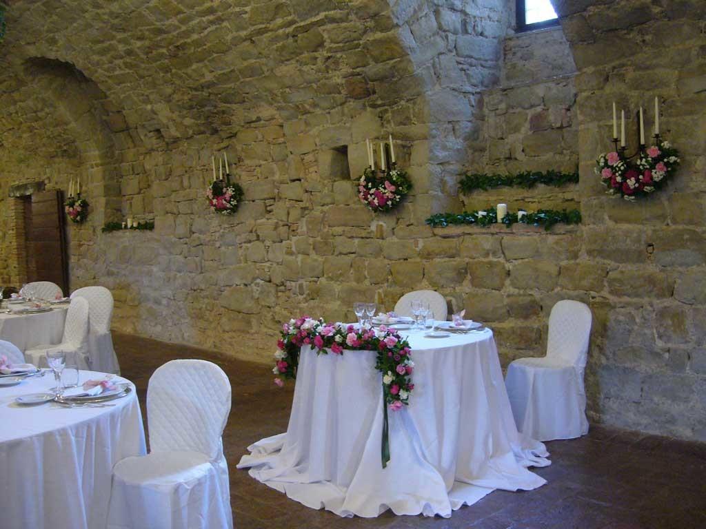 Amato Nozze Ganze, tutto per sposarsi in Toscana Come dispongo i tavoli  JW82
