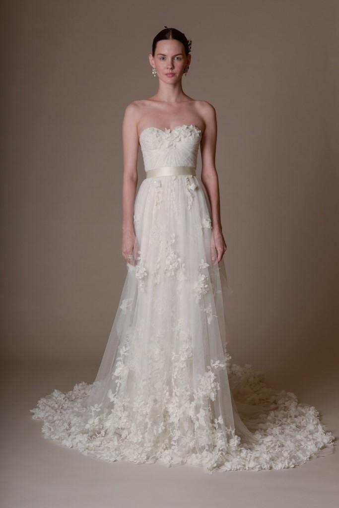 Estremamente Nozze Ganze, tutto per sposarsi in Toscana L'abito da sposa con i  MM04