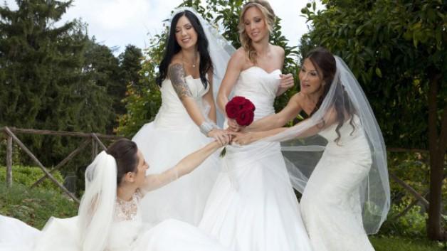1fe0aa0da39 Nozze Ganze, tutto per sposarsi in Toscana 4 Matrimoni in Italia è ...