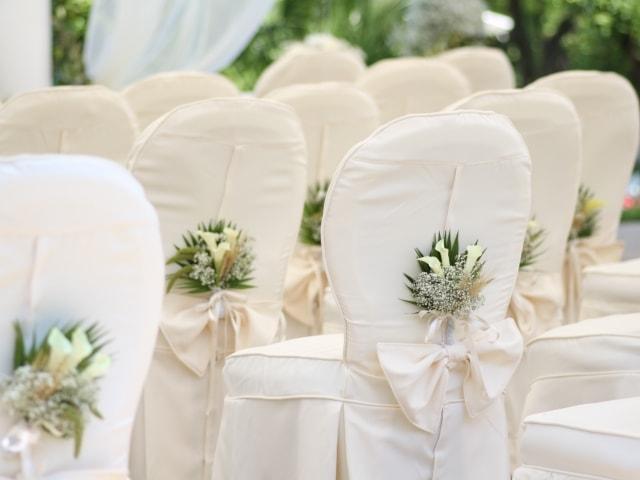 Matrimonio Tema Elegante : Nozze ganze tutto per sposarsi in toscana sedie tutti