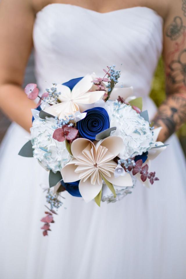 Bouquet Sposa Origami.Nozze Ganze Tutto Per Sposarsi In Toscana Origami Che Passione