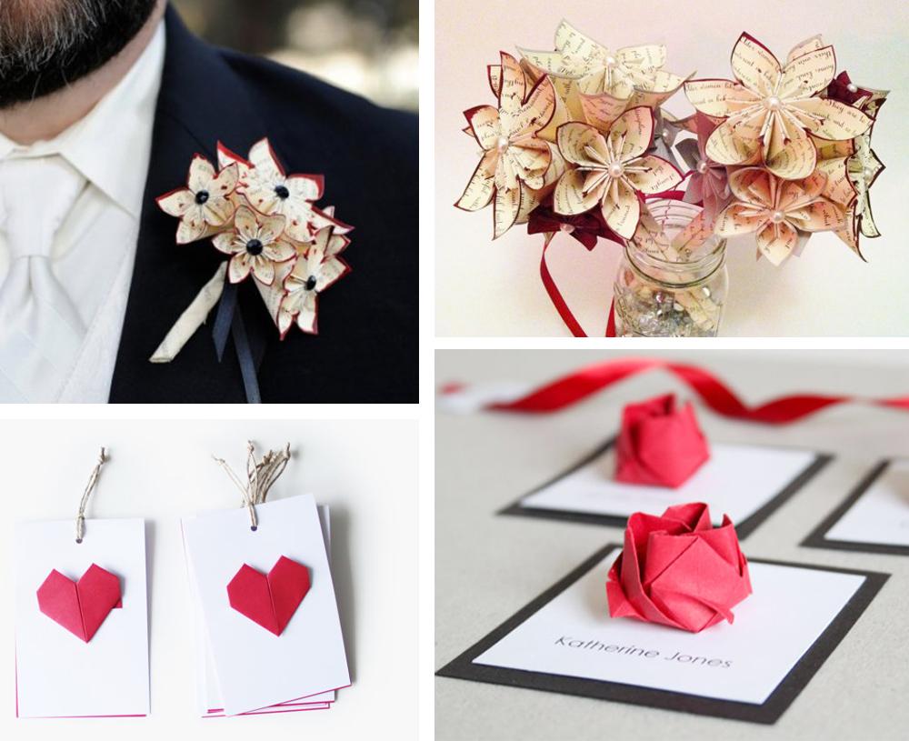 Matrimonio Tema Toscana : Nozze ganze tutto per sposarsi in toscana origami che