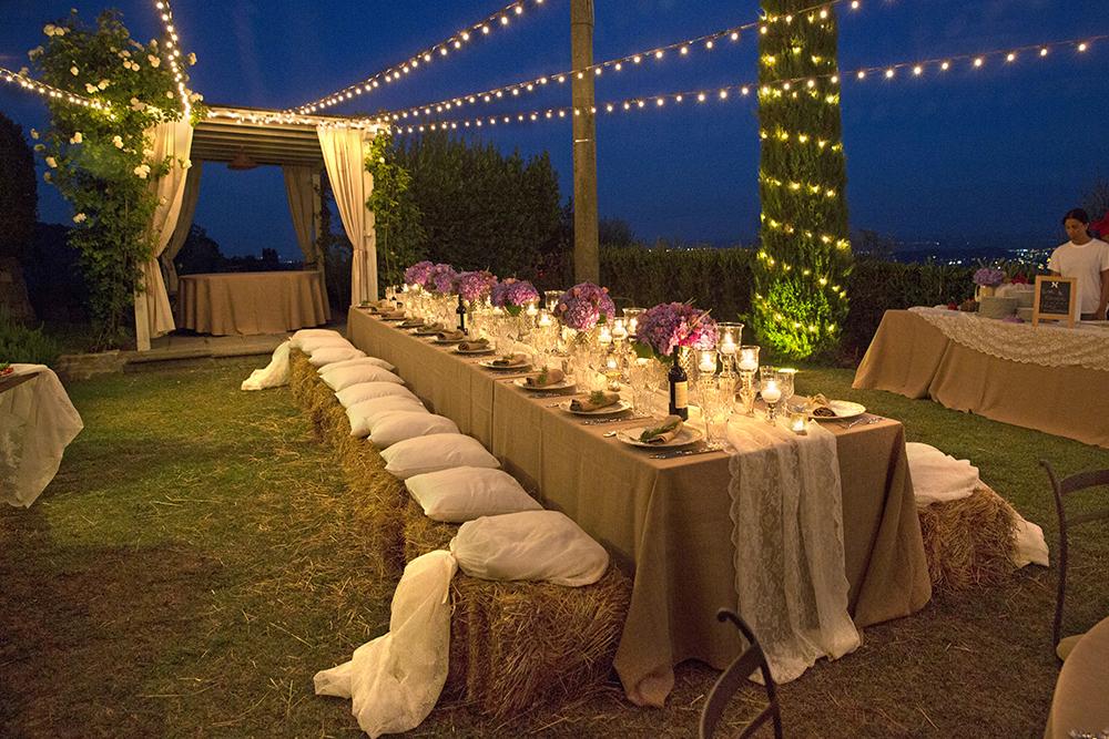Matrimonio In Giardino : Nozze ganze tutto per sposarsi in toscana balle di fieno